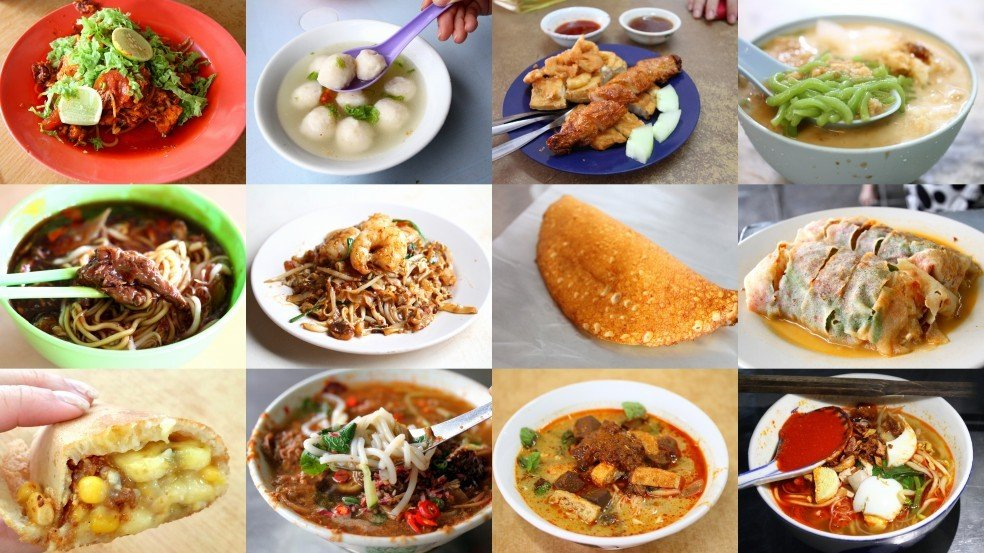 5 Must Try Hawker Food In Penang