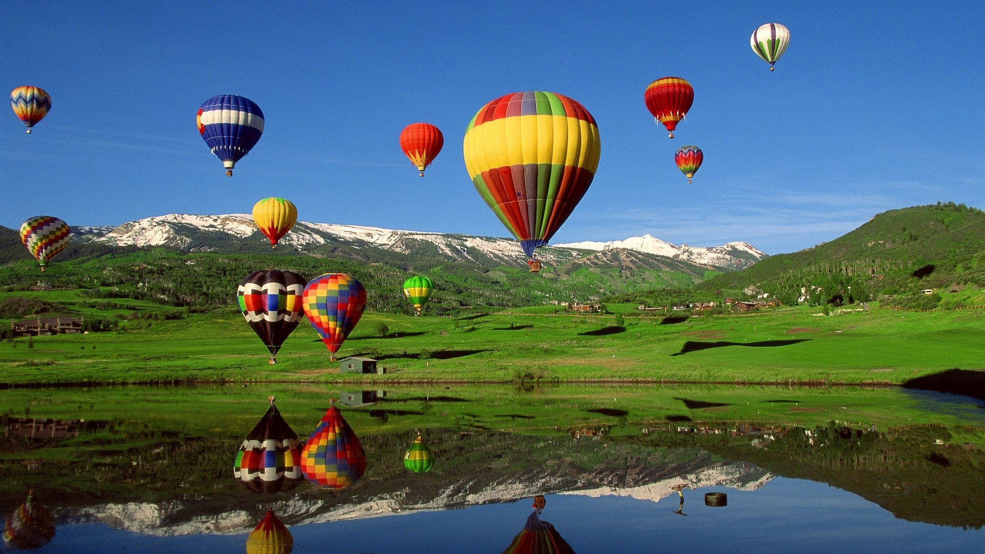 Hot Air Balloon: Your 10-Minute Most Exhilarating Ride