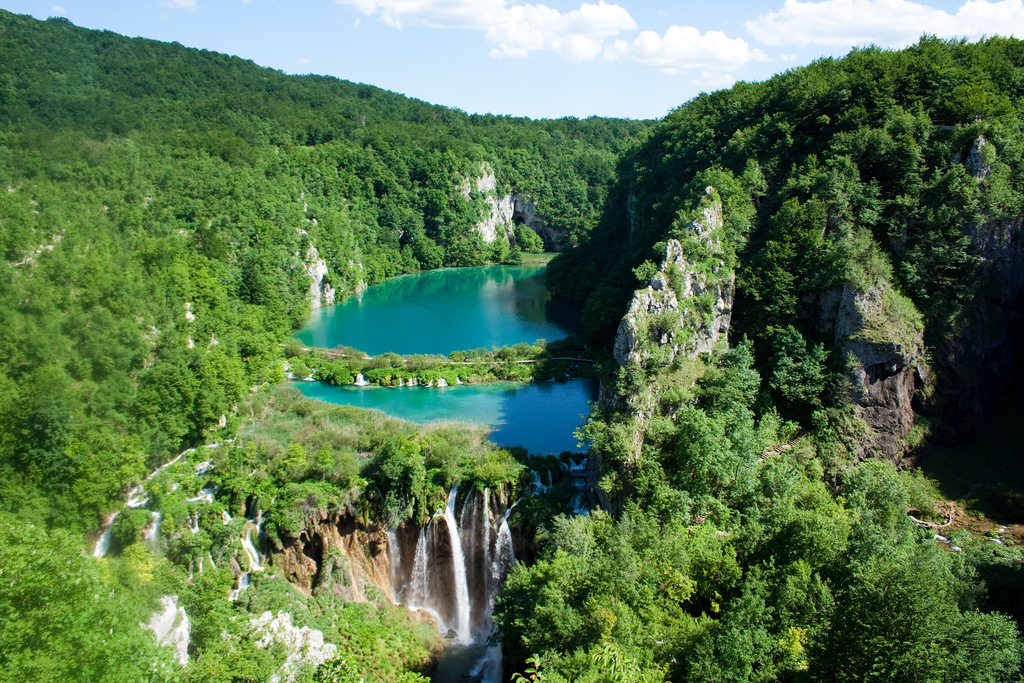 Plitvice Lakes National Park: Croatia's Largest Nature Reserve