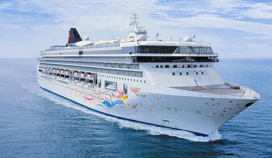 Review Of Star Cruises Superstar Virgo Fit For A Star - Royale star cruise ship