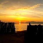 Krabi Koh Klang Sunset