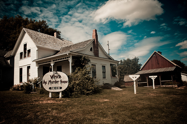 Villisca Axe Murder House - Stay Overnight If You Dare