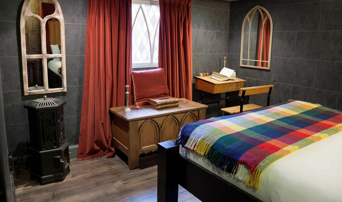 This Harry Potter Themed Hotel Lets You Stay Like a Wizard
