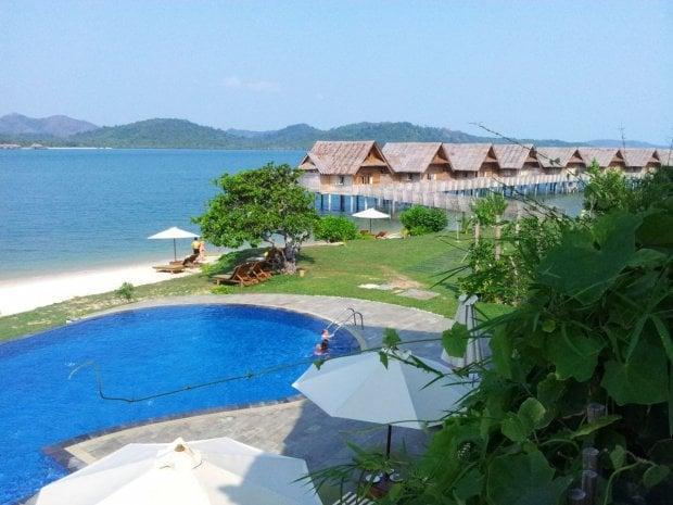 Telunas Private Island Resort: An Idyllic Beach Getaway