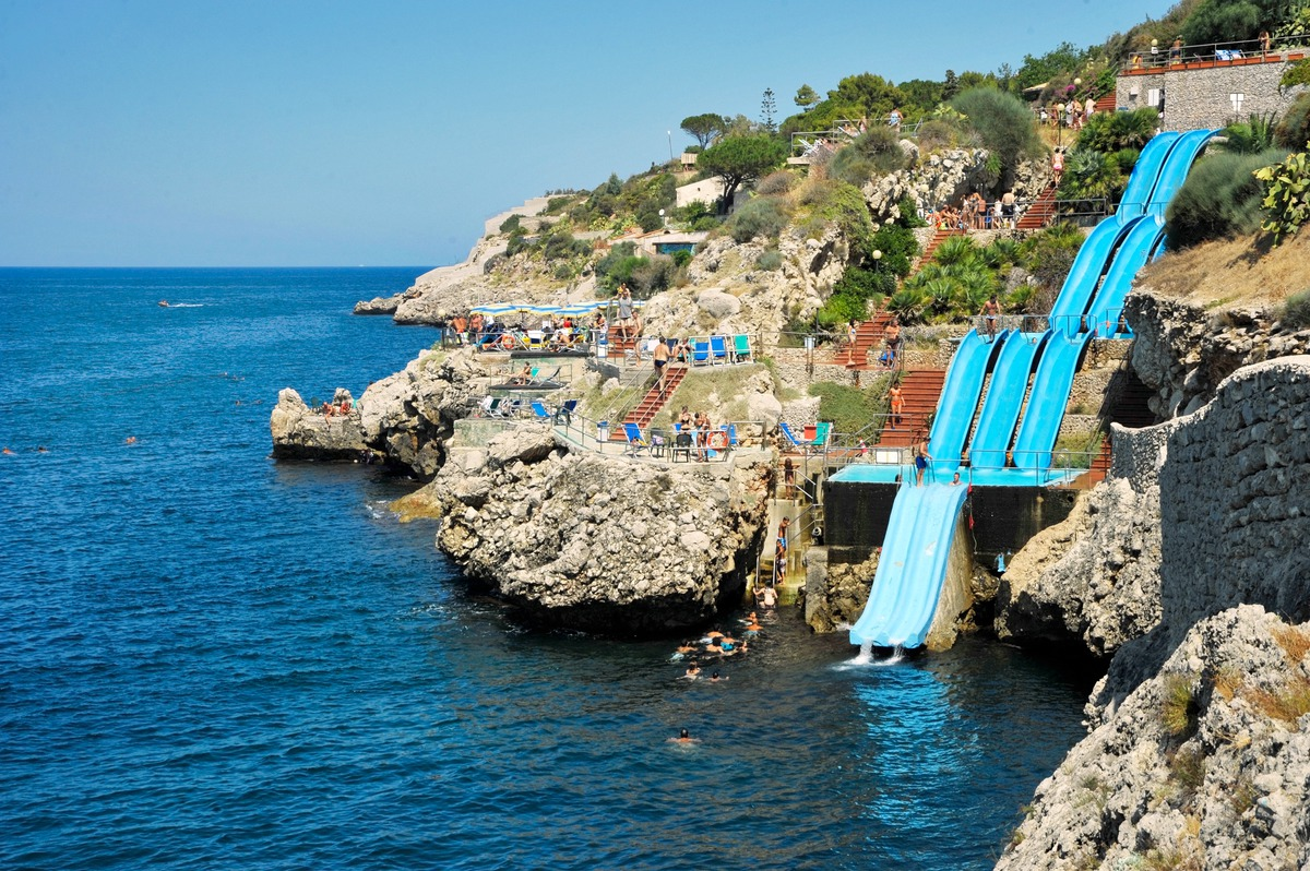 A Splashing Holiday at Citta del Mare Hotel Village, Sicily