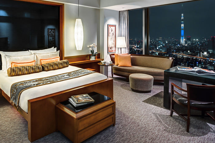 20 Hotels in Japan That are Highly Raved by Travellers
