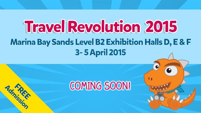 travel revolution 2015