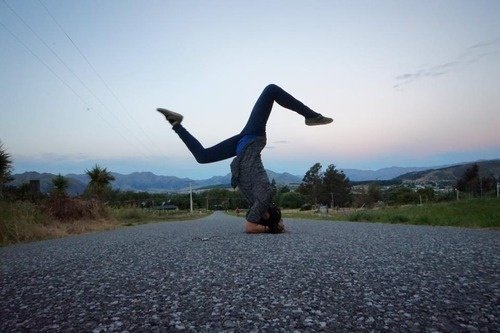 headstand in new zealand