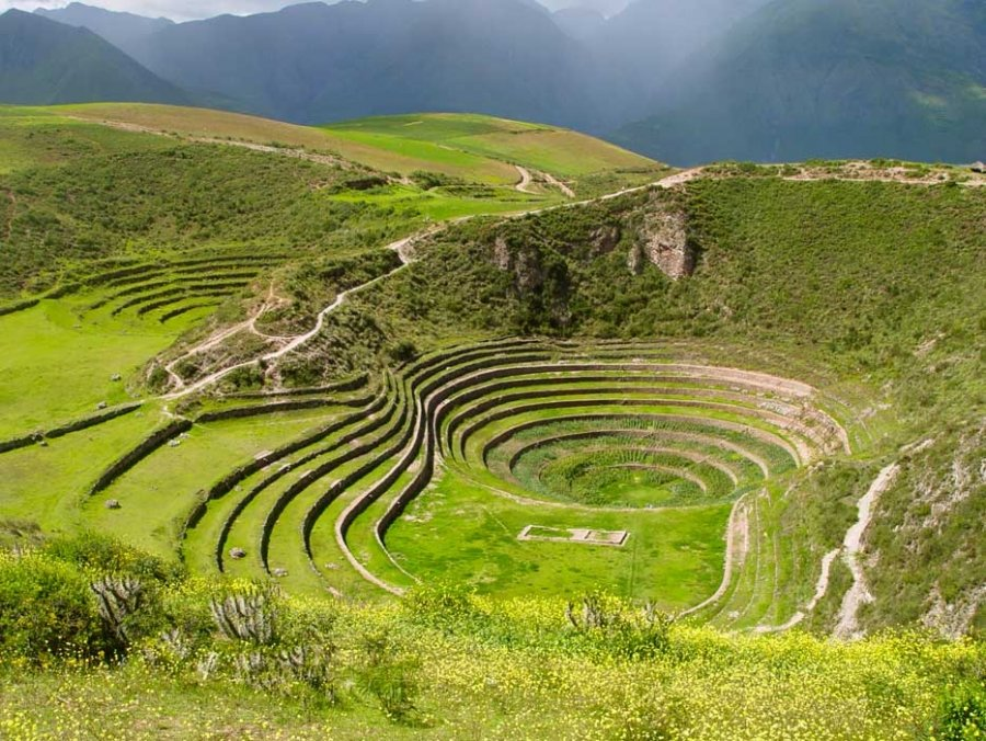 Moray Inca Ruins An Ancient Engineering Mystery In Peru
