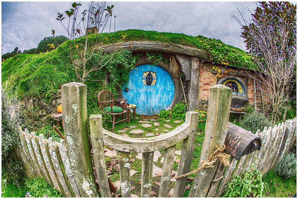 New Zealand Hobbiton