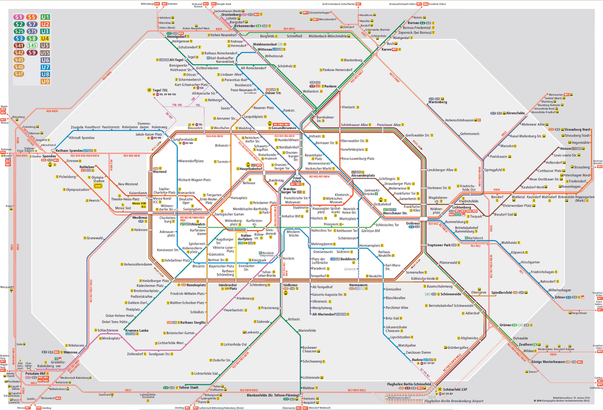 10 of the World s Craziest Subway Maps