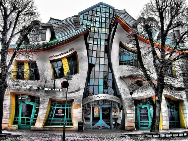 buildings around the world
