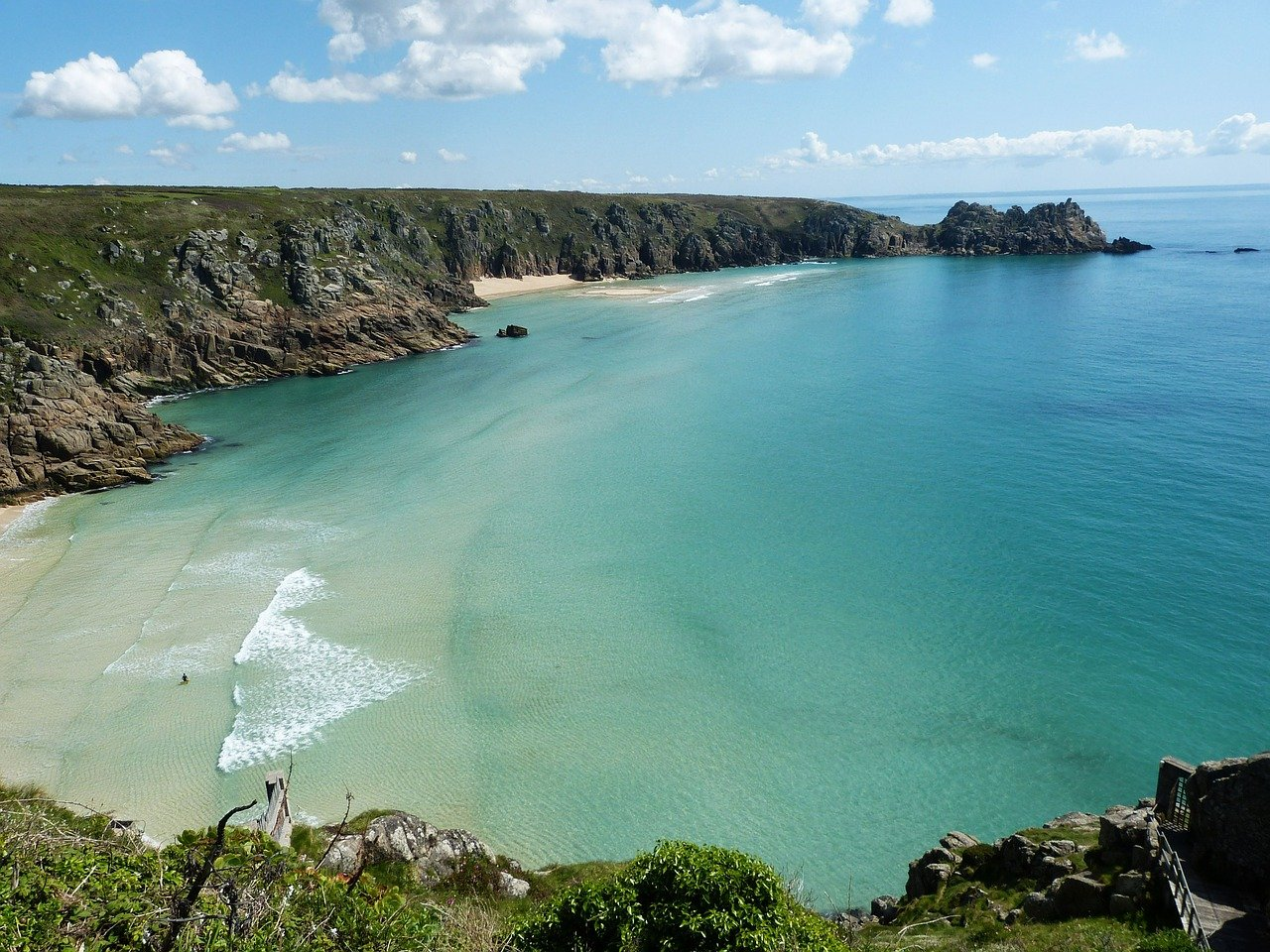 cornwall, a place to go in uk