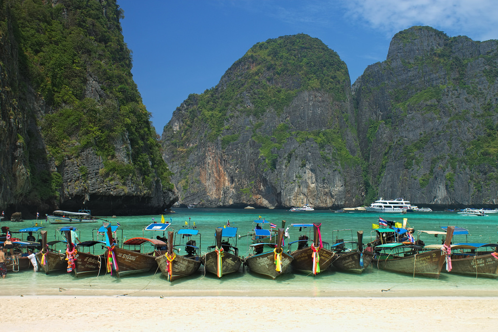Top 12 places to visit in southeast asia for Best beaches in southeast us