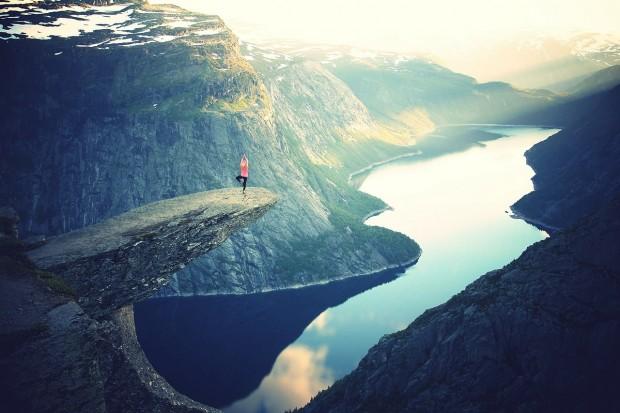 Fjords in Norway Europe