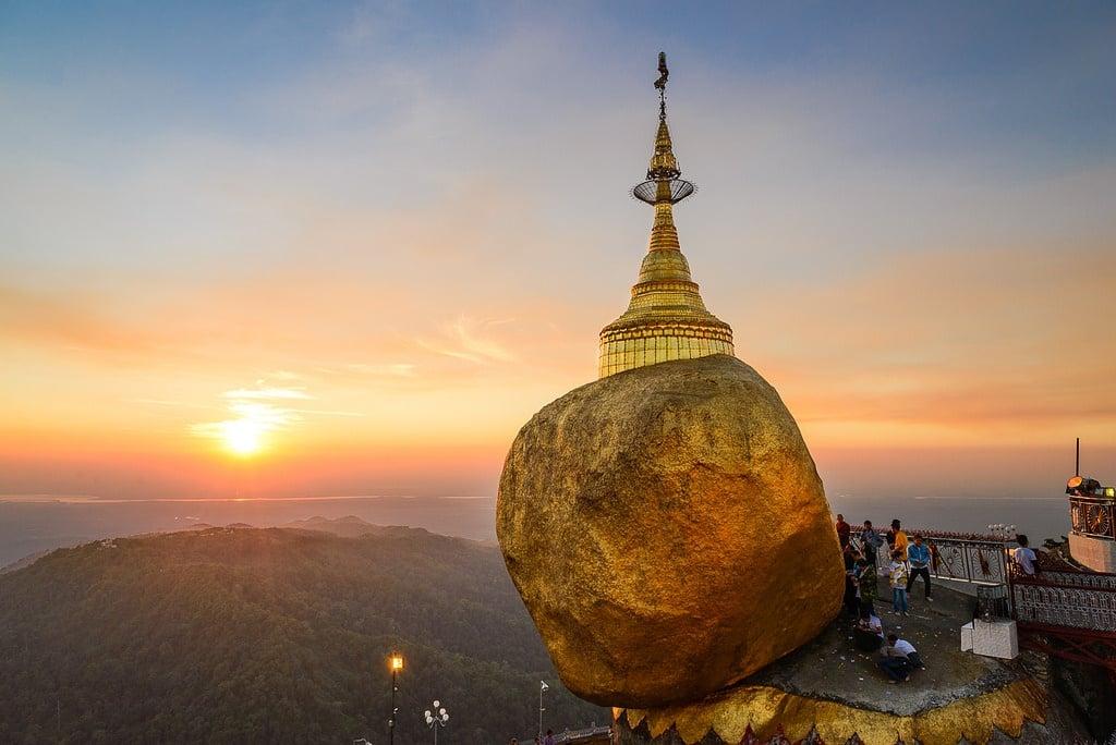 myanmar attractions