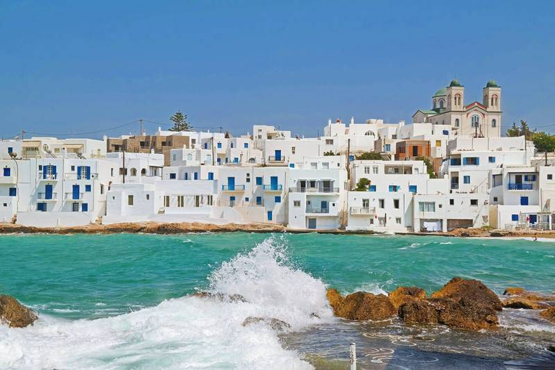Honeymoon Destinations In Greece: Naoussa, Paros: A Great Honeymoon Destination In Greece
