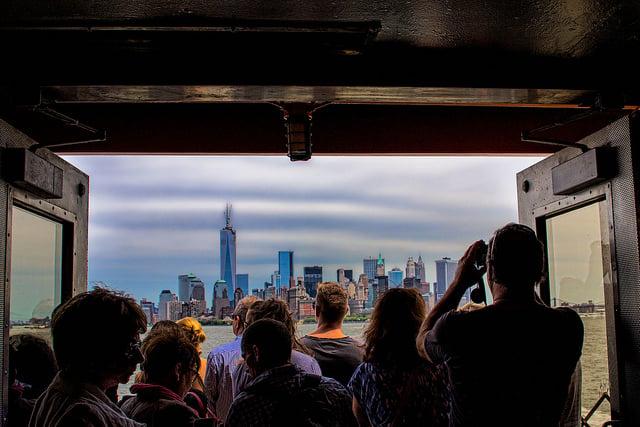 staten ferry new york city