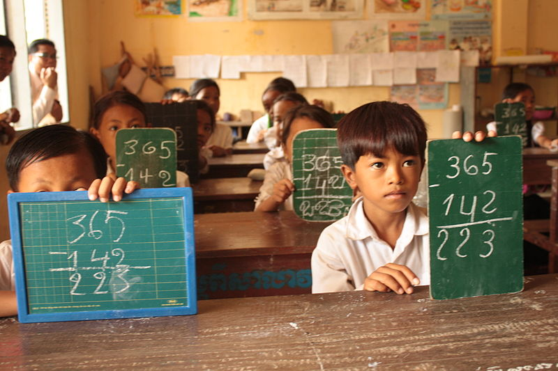 education system in cambodia essay Today, there are many students from vietnam who want to study in a foreign country some of them go to korea, singapore which is near vietnam the other ones go to england, france, or the usa because they think these countries have a better education.