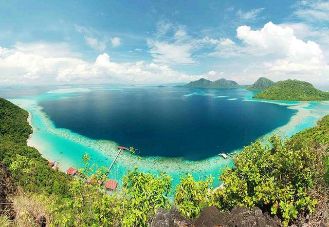 islands in sabah