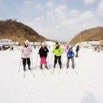 korea winter budget travel