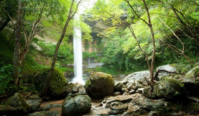 waterfalls near taipei