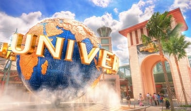 theme parks in asia