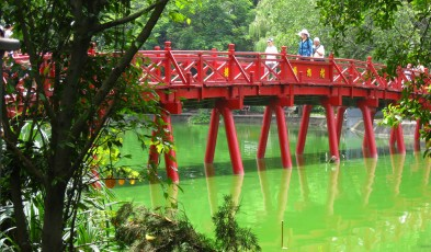 hanoi budget travel
