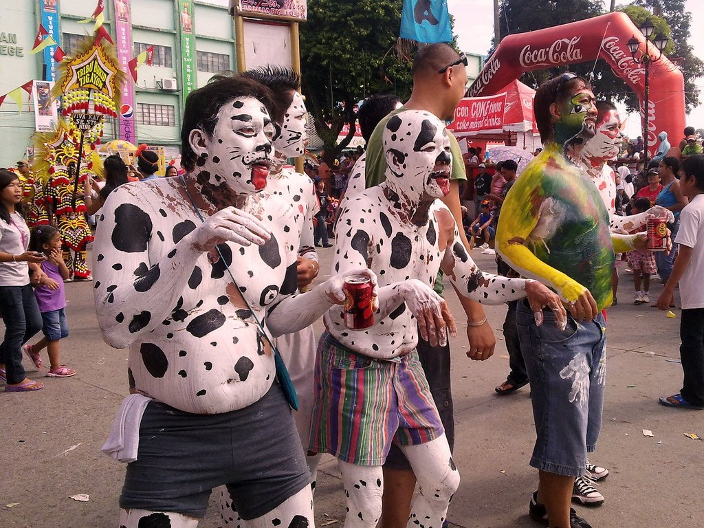 18 Weird Filipino Festival Costumes That Will Truly Make