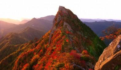 Mount Ishizuchi, Ehime