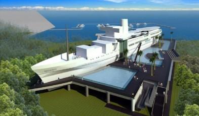 ship hotel bintan