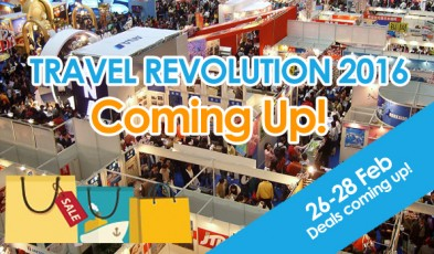 travel revolution 2016