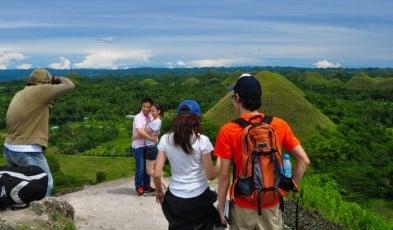 philippines traveller types