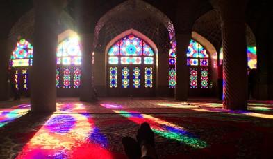 iran solo travel budget