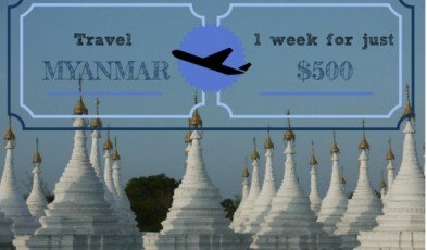 myanmar budget