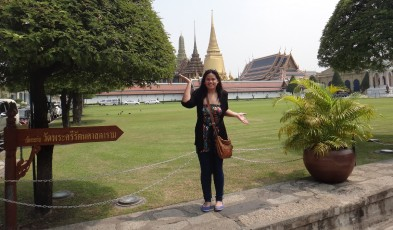 thailand first solo travel