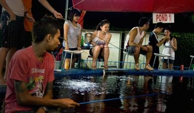 shrimp fishing taipei