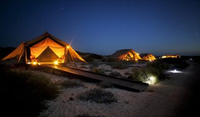 glamping asia pacific