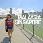 malaysia singapore itinerary