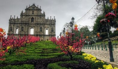 macao heritage sites