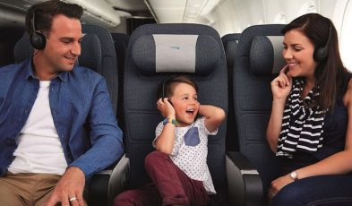 british airways flight tips kids