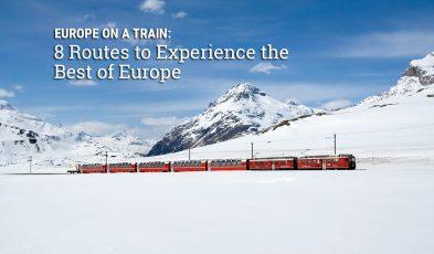 europe train routes