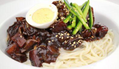 non-spicy korean food