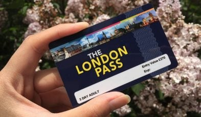 3 day itinerary london pass