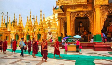 yangon must visit attractions