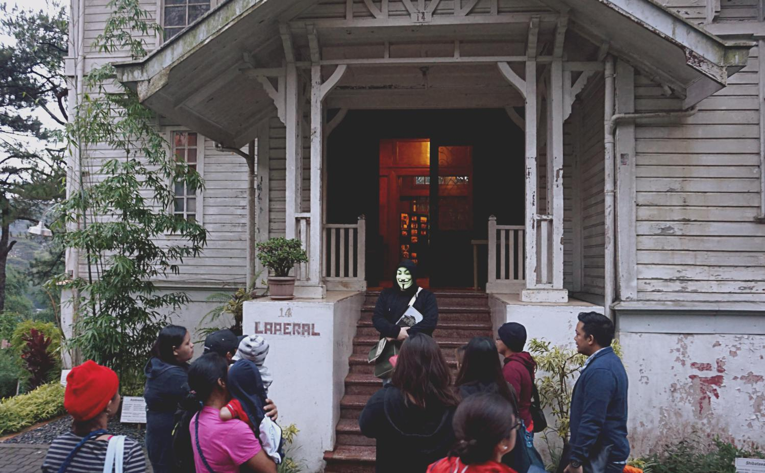Baguio City Ghost Tour Tales Of The Haunted