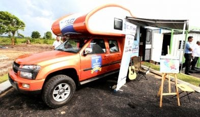 caravan trips in Johor