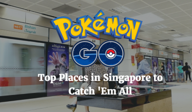 Pokemon Go Singapore