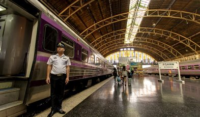 Bangkok Hua Lampong Station