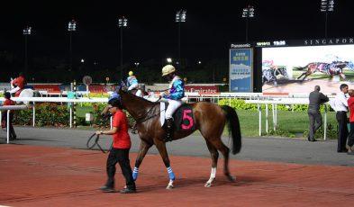 kranji racecourse